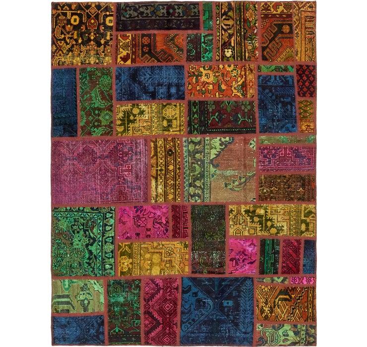 6' x 7' 8 Ultra Vintage Persian Rug
