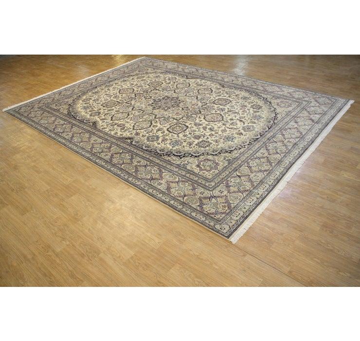 312cm x 425cm Nain Persian Rug