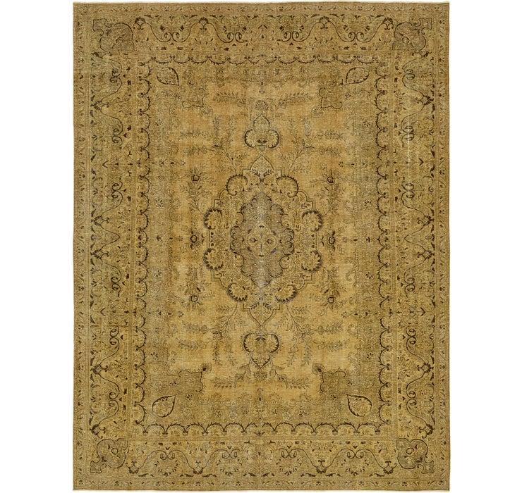 9' 10 x 12' 10 Ultra Vintage Persian Rug