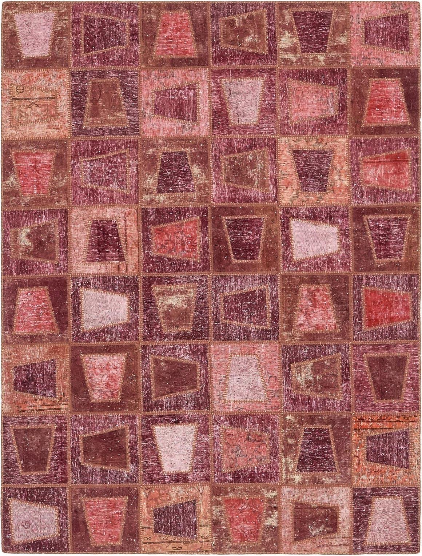 6' x 8' Ultra Vintage Persian Rug main image