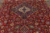 9' 8 x 12' 8 Mashad Persian Rug thumbnail