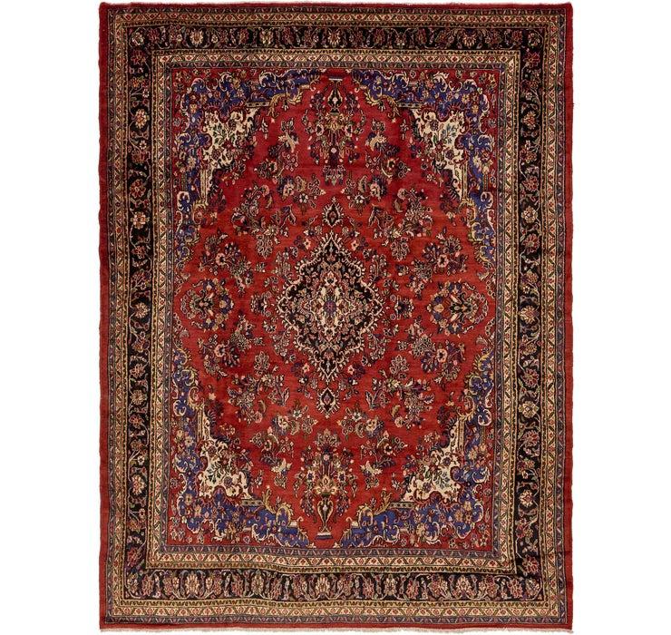 10' 4 x 13' 10 Hamedan Persian Rug