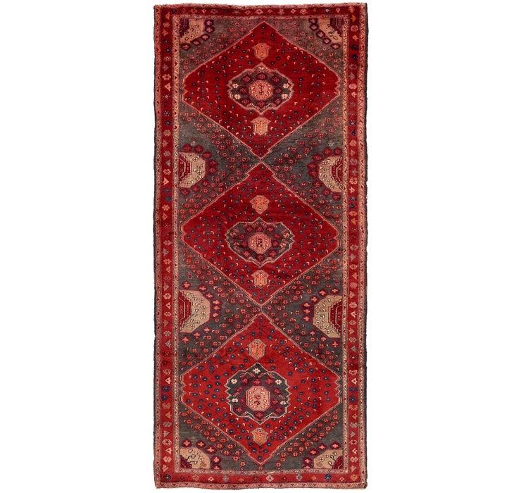 132cm x 312cm Meshkin Persian Runner ...