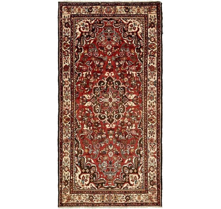 163cm x 320cm Borchelu Persian Rug