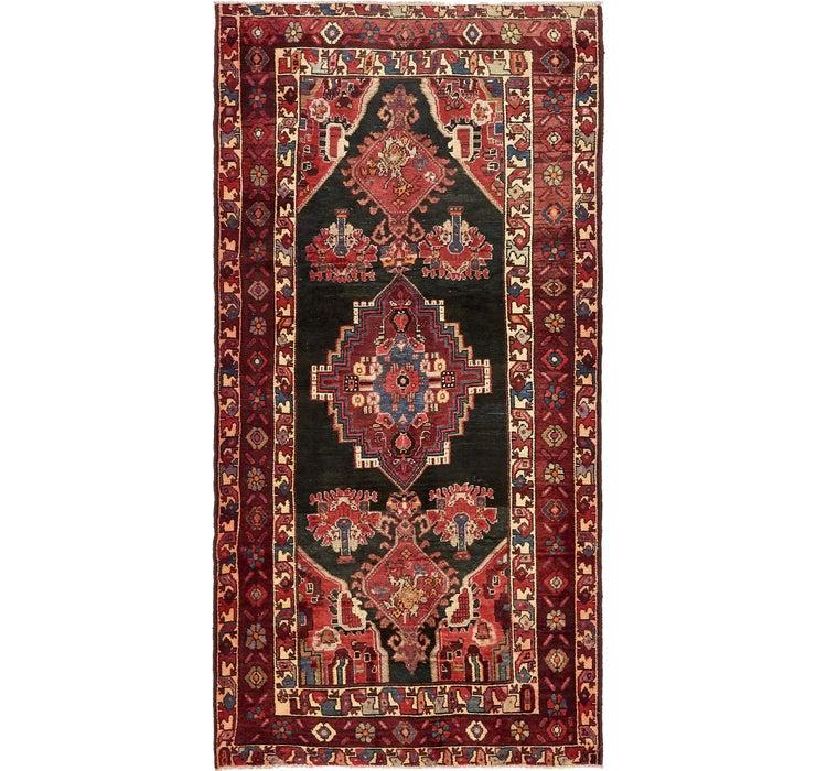 122cm x 245cm Saveh Persian Runner Rug