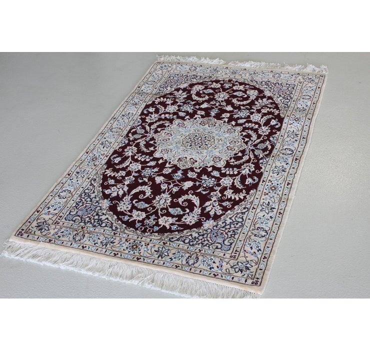 95cm x 150cm Nain Persian Rug