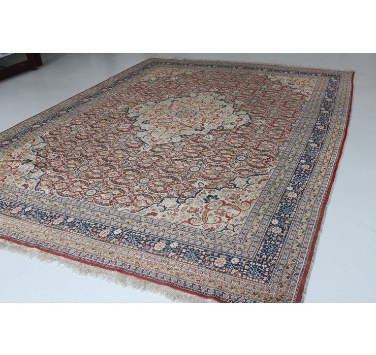 285cm x 390cm Tabriz Persian Rug