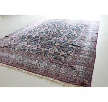 Image of 9' 9 x 12' 8 Birjand Persian Rug