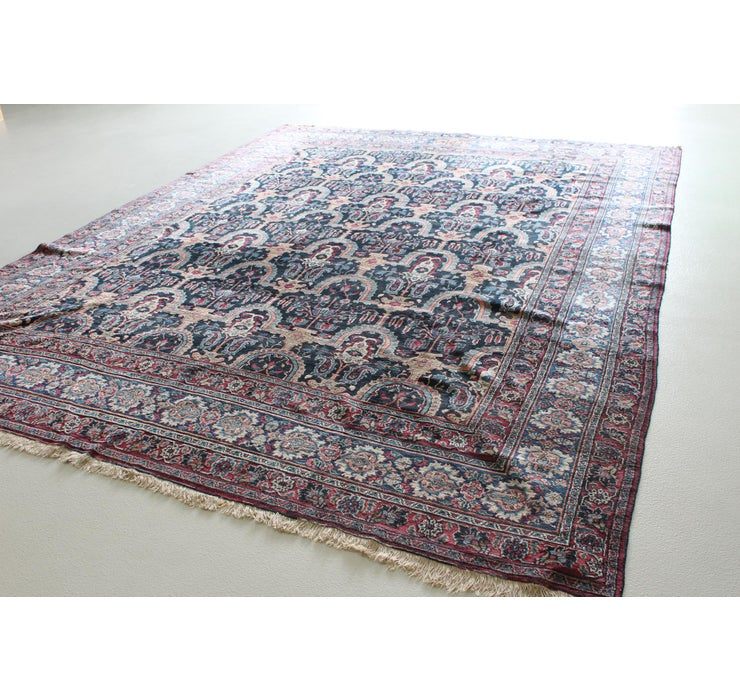 Image of 9' 9 x 12' 8 Birjand Persian Rug
