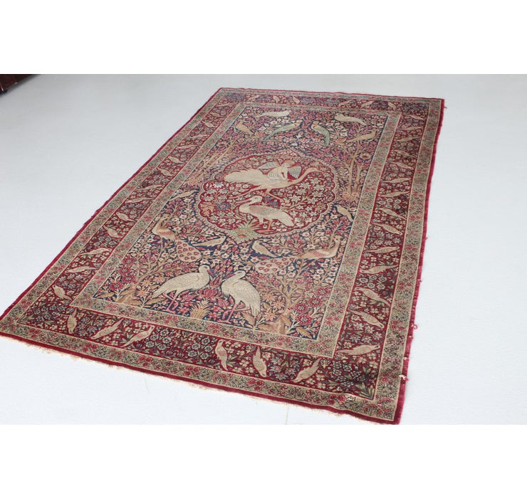 140cm x 225cm Yazd Persian Rug