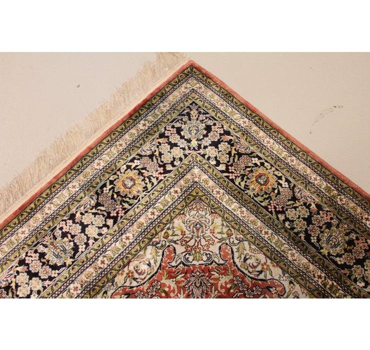 6' 1 x 9' 2  Persian Rug