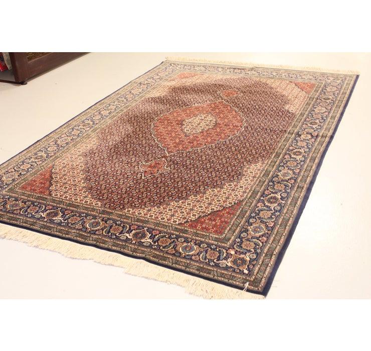 5' 11 x 9' 5 Tabriz Persian Rug