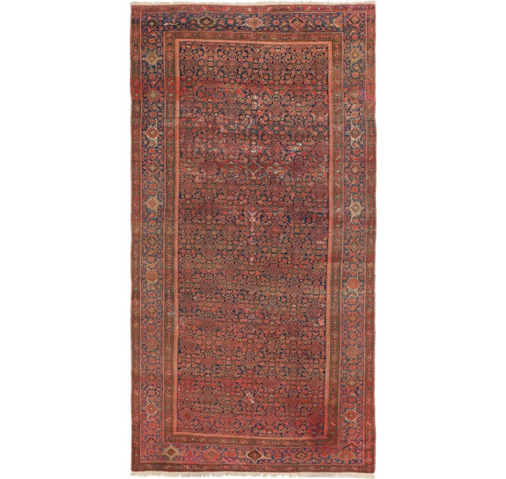 205cm x 395cm Malayer Persian Runner ...