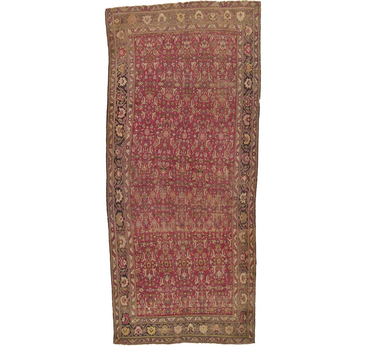 203cm x 465cm Malayer Persian Rug