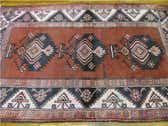 4' 1 x 6' 2 Ferdos Persian Rug thumbnail
