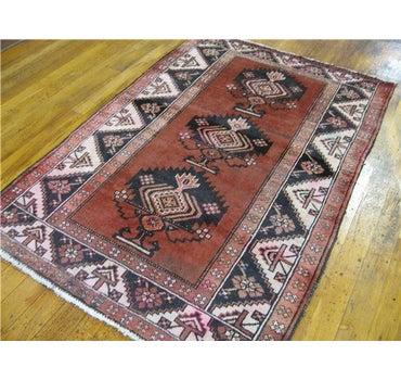 4' 1 x 6' 2 Ferdos Persian Rug main image