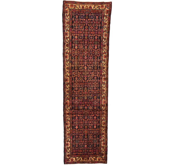 112cm x 400cm Hossainabad Persian Run...