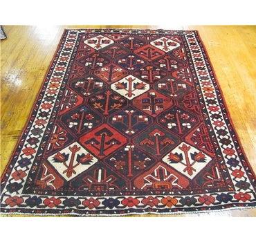 4' 9 x 6' 10 Bakhtiar Persian Rug main image