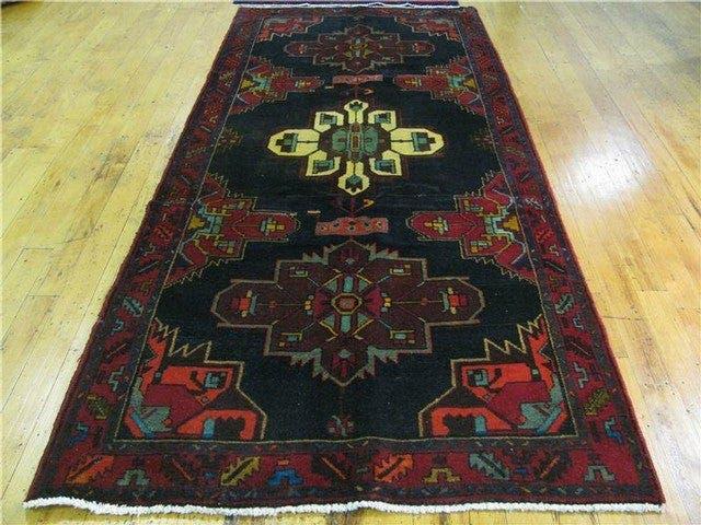 4' 1 x 9' 6 Koliaei Persian Runner Rug main image