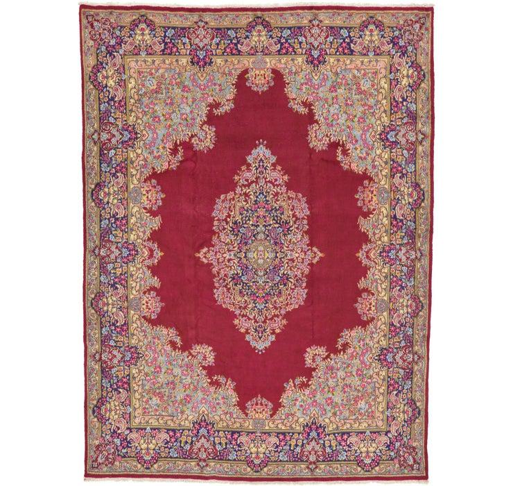 297cm x 405cm Kerman Persian Rug