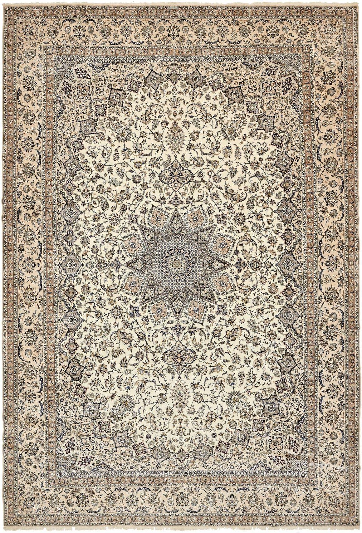 13' 1 x 19' 6 Nain Persian Rug main image
