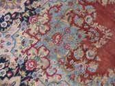 9' 9 x 13' 6 Kerman Persian Rug thumbnail