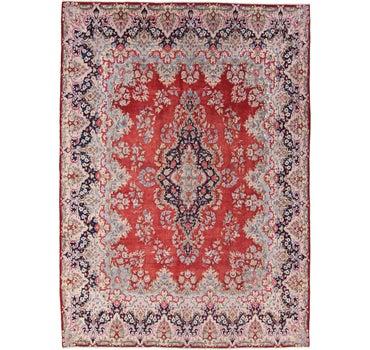 9' 9 x 13' 6 Kerman Persian Rug main image
