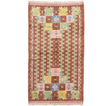 4' 2 x 7' 7 Moroccan Rug main image