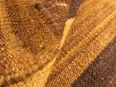 3' x 3' 11 Striped Modern Kilim Rug thumbnail