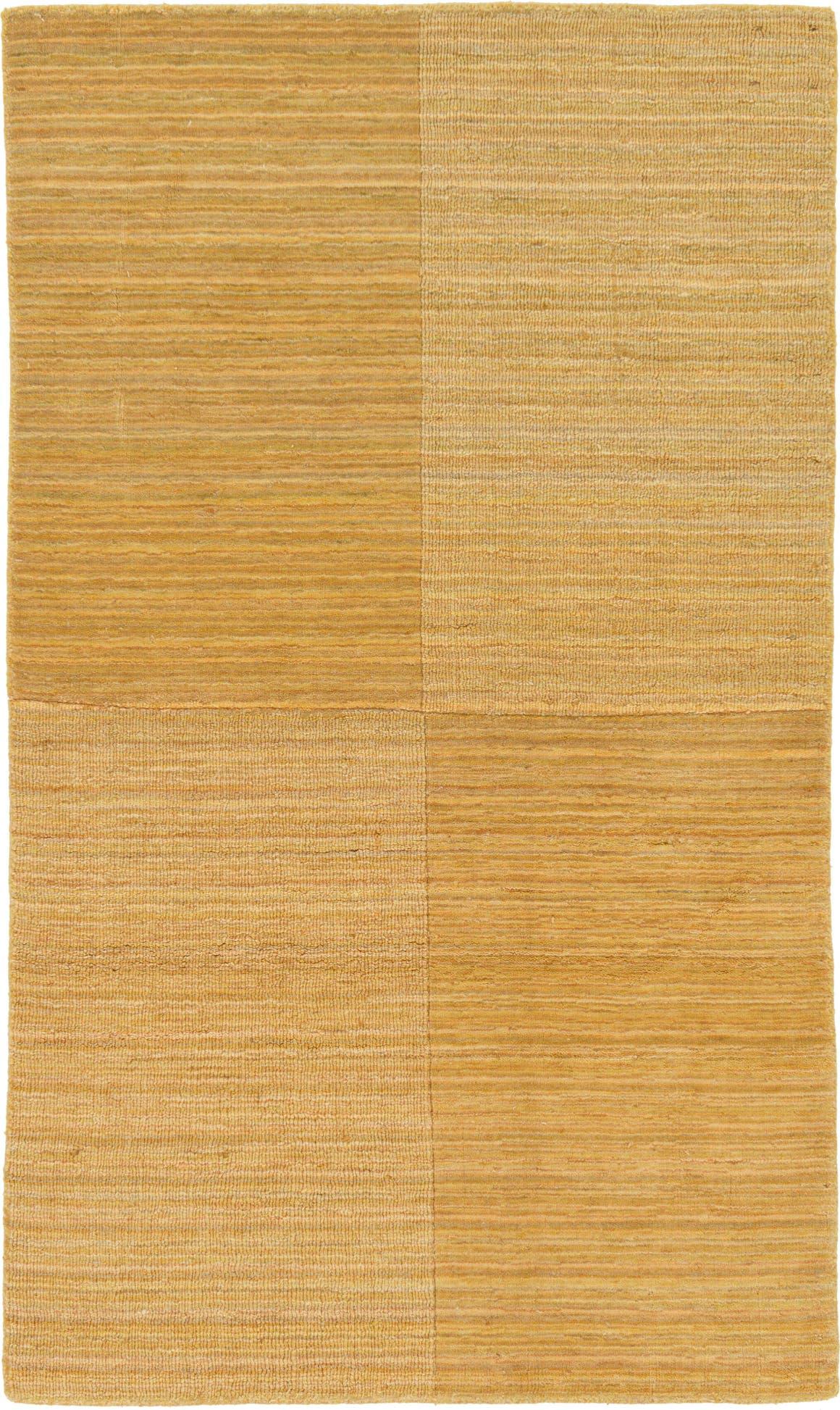 3' 8 x 6' 2 Loribaft Gabbeh Oriental Rug main image