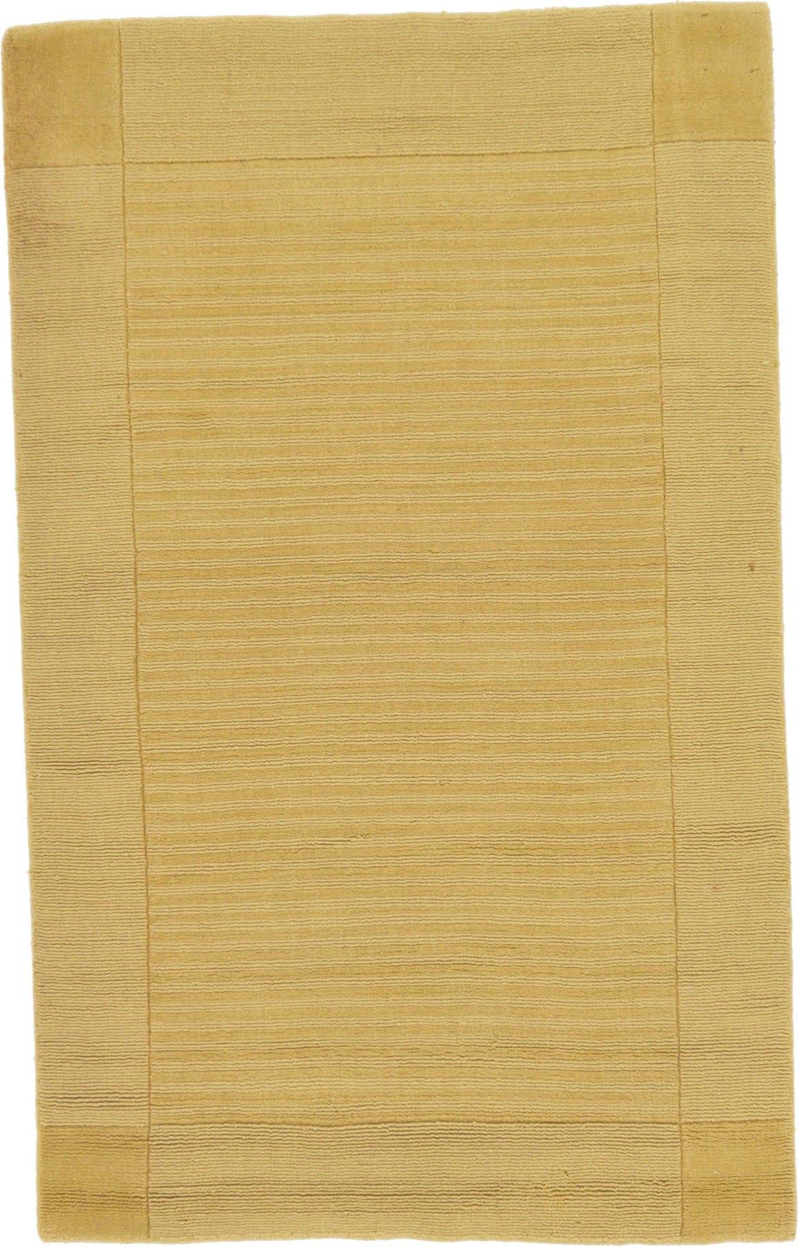 3' 10 x 6' 2 Loribaft Gabbeh Oriental Rug main image