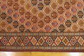 3' 11 x 5' 3 Torkaman Persian Rug thumbnail