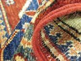 3' 4 x 5' 3 Kazak Oriental Rug thumbnail