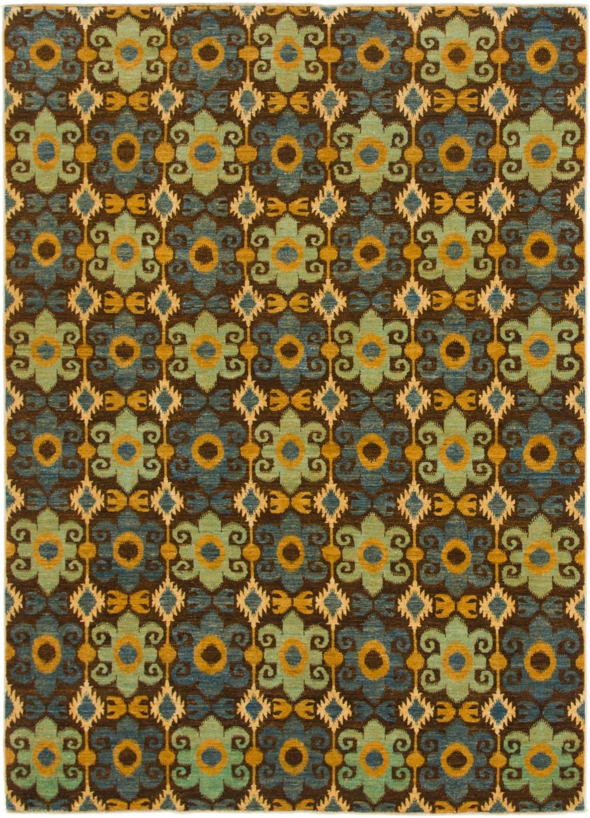 6' x 8' 5 Ikat Rug main image