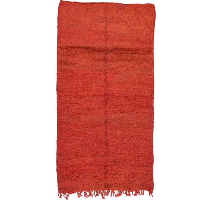 90cm x 180cm Moroccan Rug