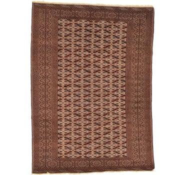 6' 6 x 9' Bokhara Oriental Rug main image