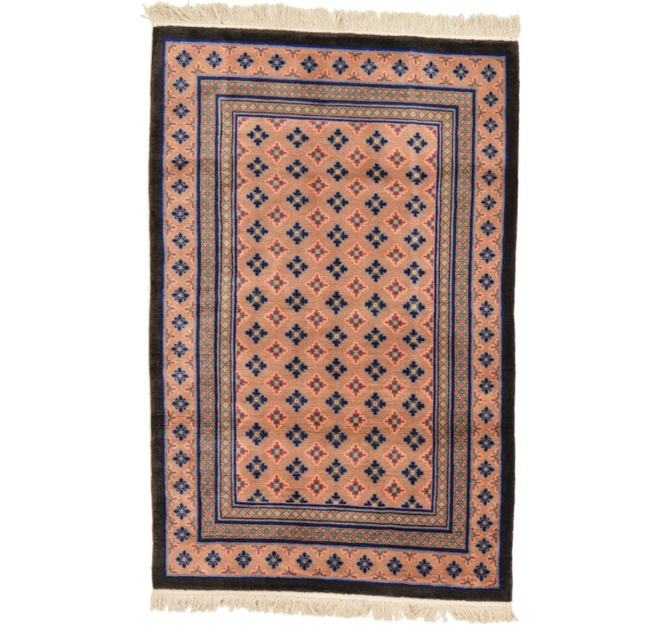120cm x 183cm Antique Finish Rug