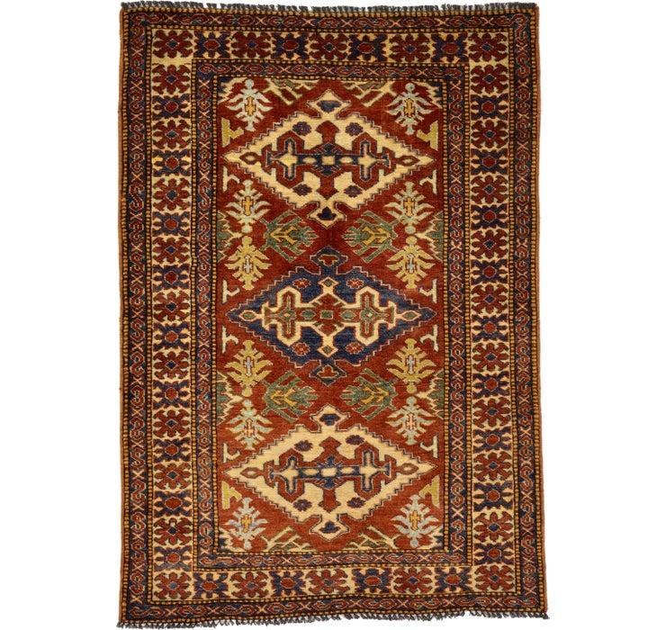97cm x 137cm Kazak Oriental Rug
