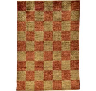 4' 2 x 5' 10 Modern Ziegler Oriental Rug main image