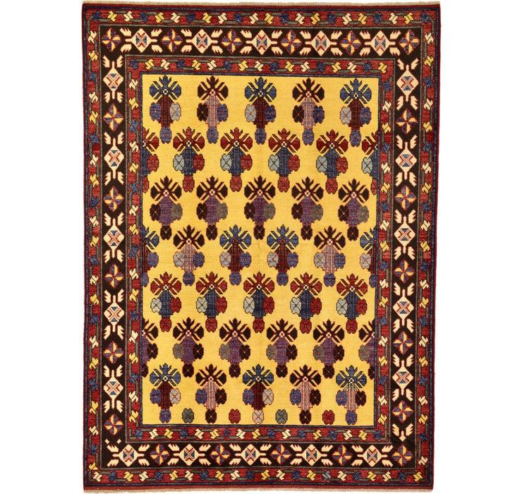 5' 10 x 7' 10 Kazak Oriental Rug