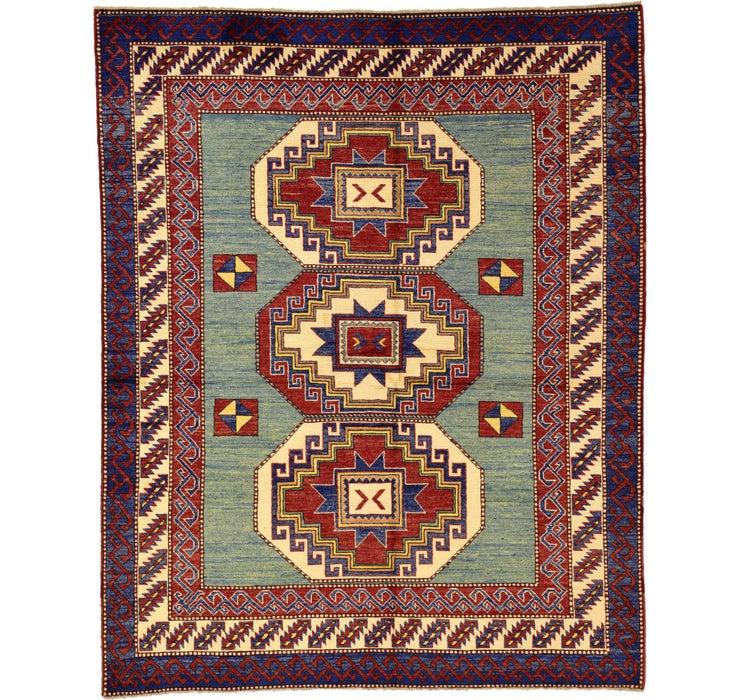 178cm x 220cm Kazak Oriental Rug