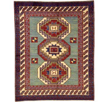 Image of 5' 10 x 7' 3 Kazak Oriental Rug