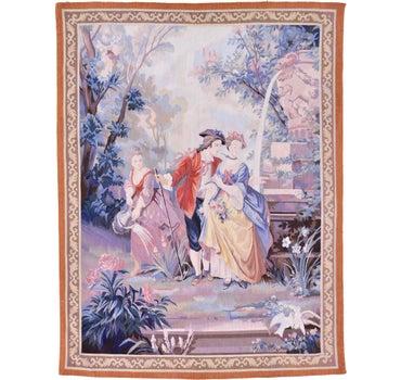 4' 2 x 5' 6 Tapestry Rug main image