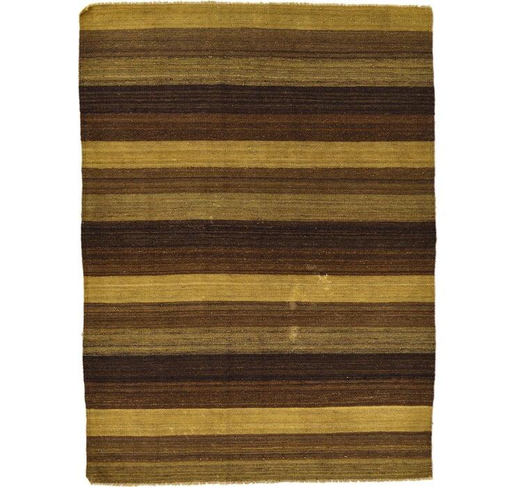 125cm x 168cm Kilim Afghan Rug