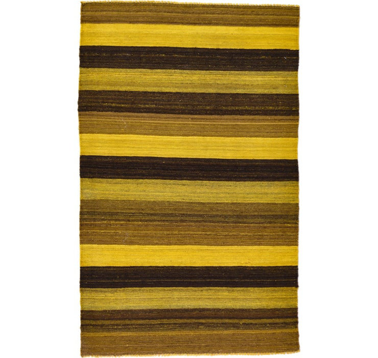90cm x 150cm Kilim Afghan Rug