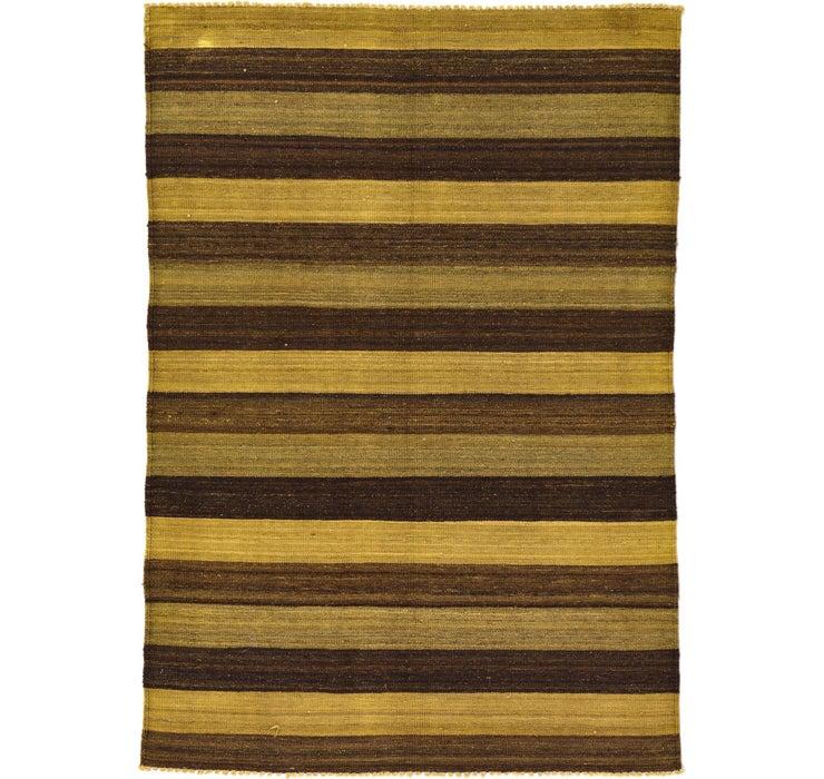 125cm x 178cm Kilim Afghan Rug