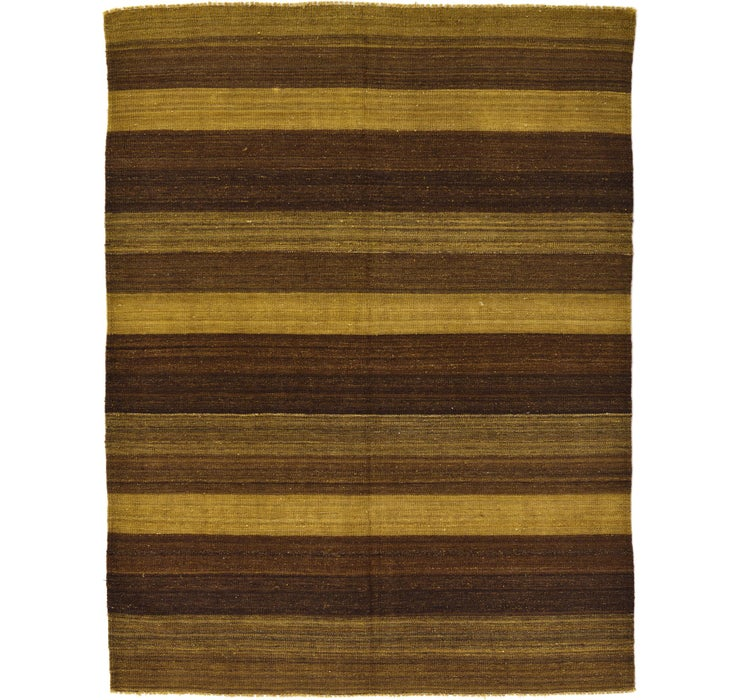 5' 2 x 6' 9 Kilim Afghan Rug