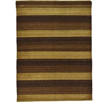 5' 1 x 6' 10 Kilim Afghan Rug main image