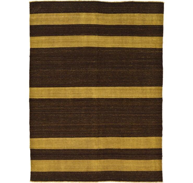 5' 7 x 7' 7 Kilim Afghan Rug