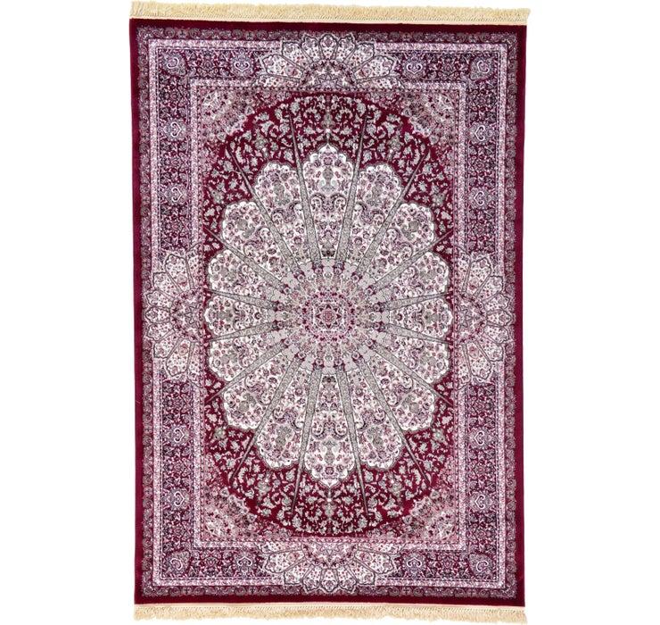 6' 7 x 9' 10 Isfahan Design Rug
